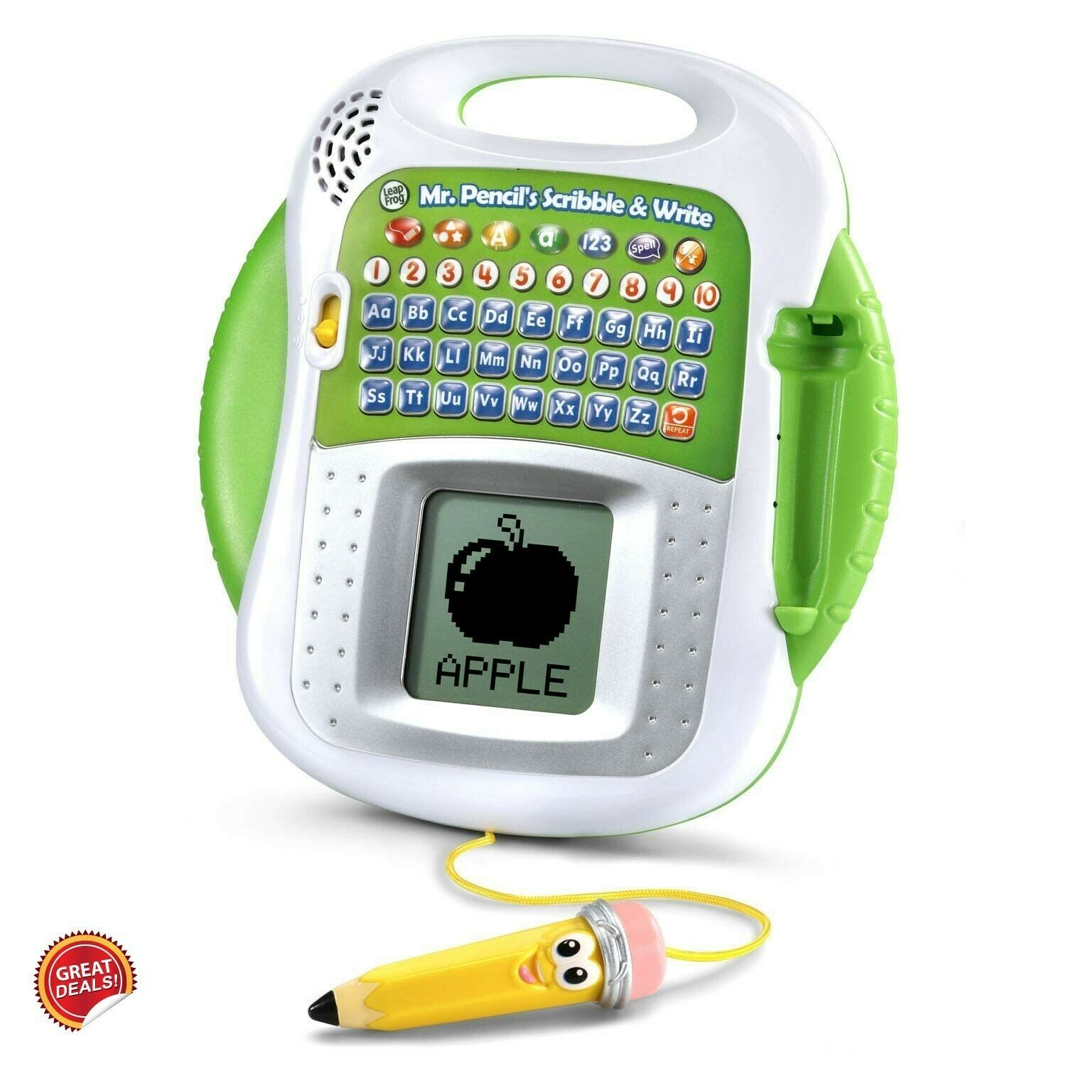 Educational Toys For 3 4 5 6 7 Year Olds Games Children Kids Learning Tablet New 2