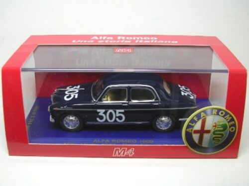 Alfa Romeo 1900 nº 305 Mille Miglia 1954