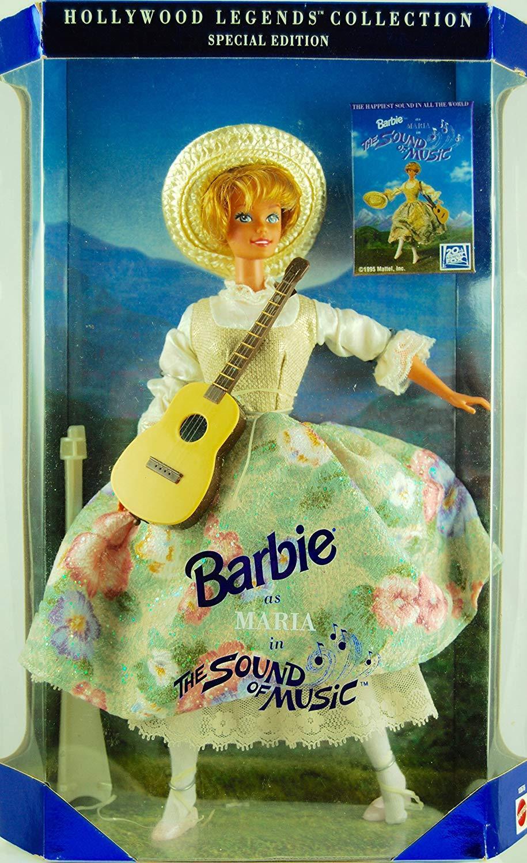 Barbie como Maria en el sonido de música (Edición especial)