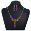 Women-Chunky-Fashion-Crystal-Bib-Collar-Choker-Chain-Pendant-Statement-Necklace thumbnail 43