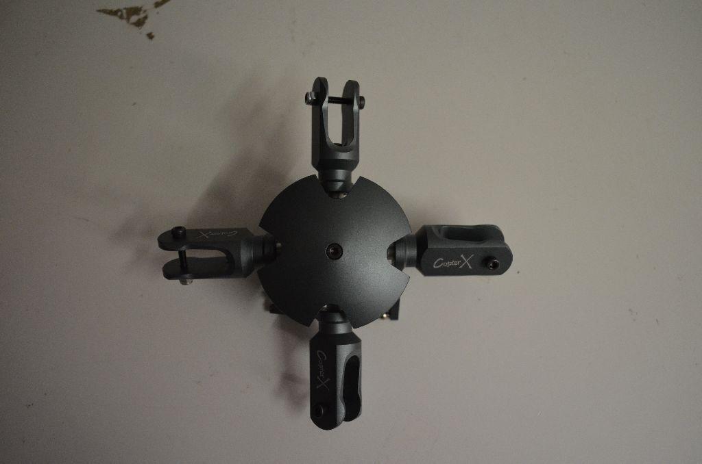 Cx500 Cx500 Cx500 Copter x 4 fogli principali testa rotore per T Rex 500 12384b
