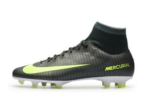 new arrival 027bb f3faf Details about Nike Mercurial Victory VI CR7 DFFG ( Seaweed) - UK 7 (EUR 41)  - New - 903605 373