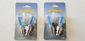 Luce-LED-Coprivalvola-Fireflys-Colore-Blu
