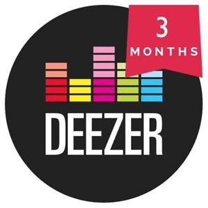 Deezer-Premium-Personal-3-months-90-days