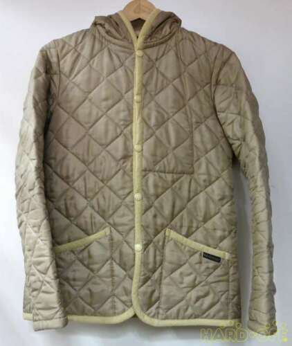 Lavenham Men'S Hooded Quilted Coat