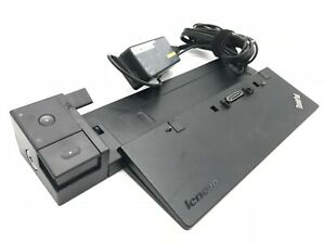 Lenovo-Ultra-Dock-T450-X260-T460-T470-40A2-00HM917-Chargeur-cles-Station-d-039-accueil
