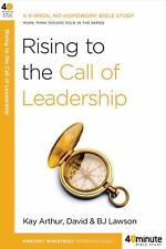 Rising to the Call of Leadership (40-Minute Bible Studies) by Arthur, Kay, Laws
