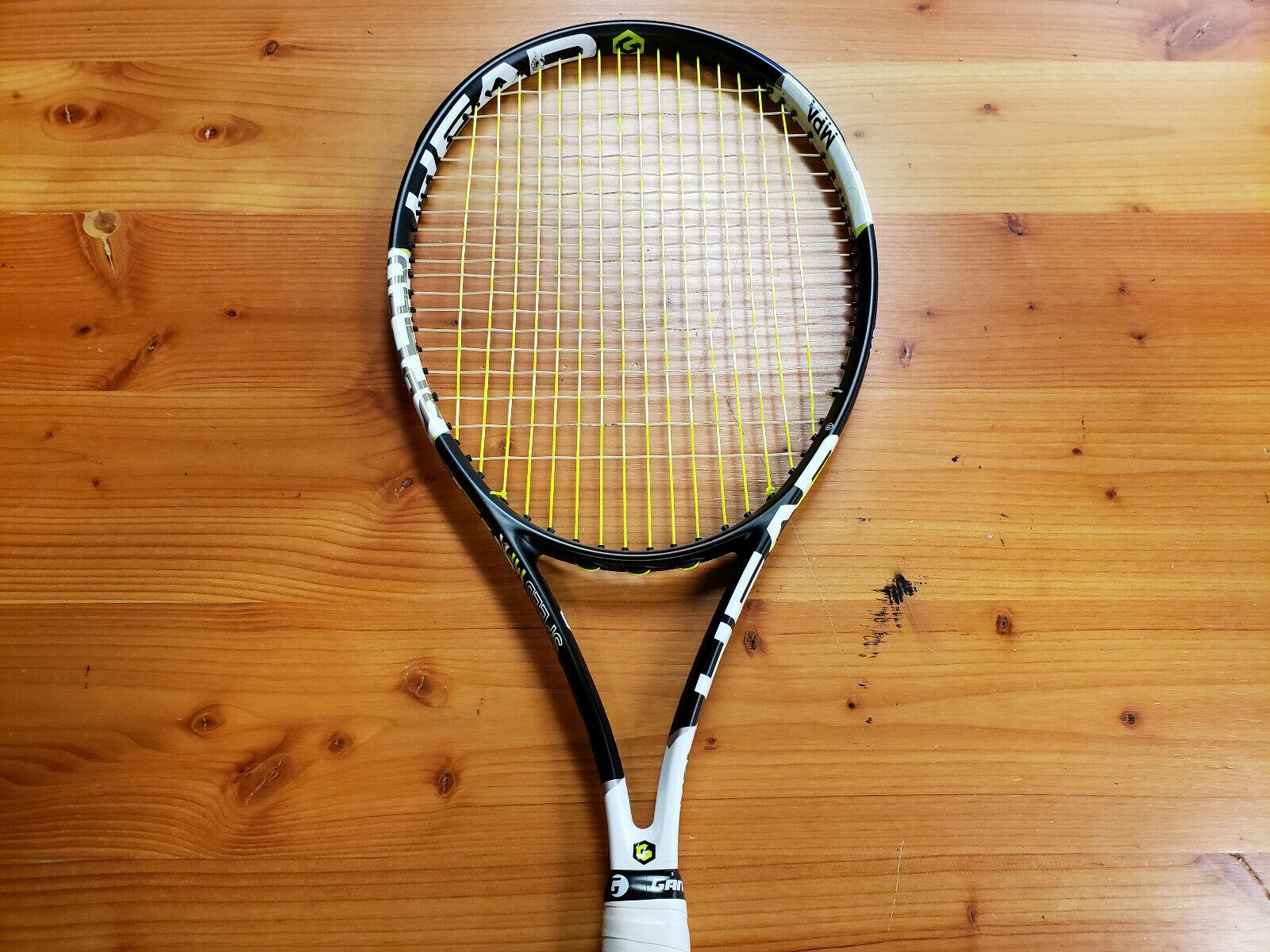 Head Graphene XT Speed MP A Preowned Tennis Racquet Grip Size 4_3 8