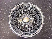 "13"" inch lowrider 13x7 new chrome crossed laced wire wheels la custom wire wheel"