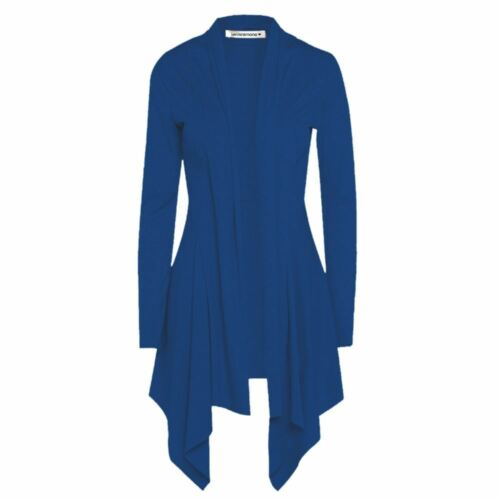 Nueva camiseta para mujer Cascada Cardigans Ribb C2129 Talla 8-12