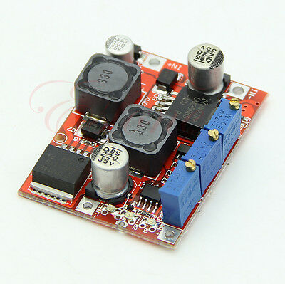 LM2577S LM2596S DC-DC Step Up Down Boost Buck Voltage Power Converter New Module