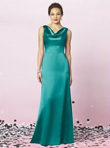 Image Is Loading Dessy After Six Bridesmaid Dress Style 6627 Jade
