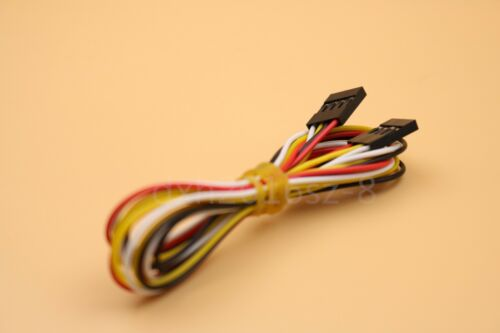 50Pcs 2//3//4pin Female To Female 3D Printer Dupont Jumper 70cm 26AWG Pitch 2.54mm
