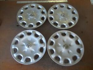 95-96-97-Mazda-626-MX-6-Hubcap-Rim-Wheel-Cover-Hub-Cap-14-034-OEM-USED-56529A-SET-4