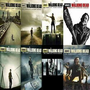 The-Walking-Dead-Complete-Seasons-1-8-Season-New-Sets-Collection