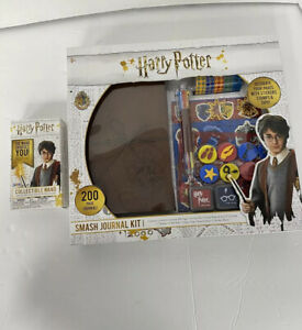 Harry Potter Memorabilia Smash Journal Kit Collectible Wand Brand New Fun Ebay