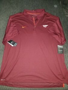 Nike College Dri FIT Game (Virginia Tech) Men's Football Jersey
