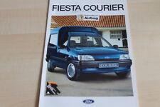 112466) Ford Fiesta Courier Prospekt 07/1994