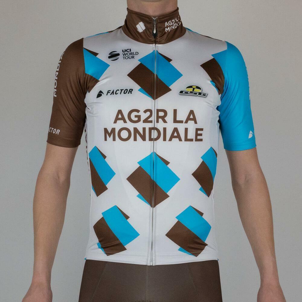 Gabba jersey - AG2R La Mondiale