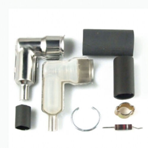 Rcexl Spark Plug Caps and Boots for NGK CM6-10MM Gas Engines