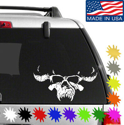 Danzig Skull Band Vinyl Decal Sticker BUY 2 GET 1 FREE Choose Size /& Color