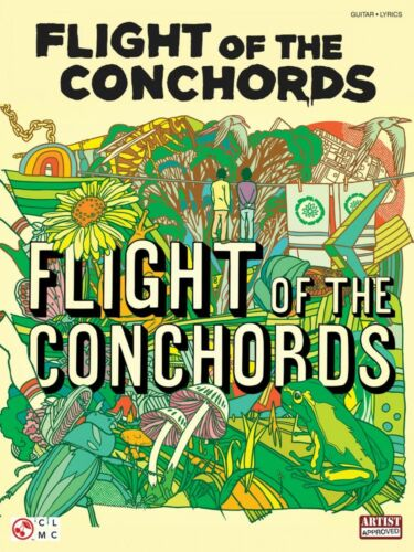 Flight of the Conchords Sheet Music Easy Guitar Book NEW 002501310