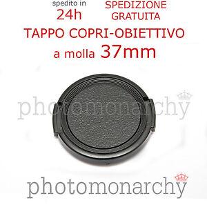 TAPPO 52MM OBIETTIVO macchina fotografica UNIVERSALE per Canon Nikon Sony