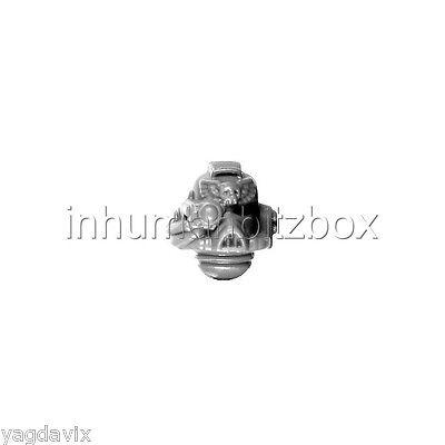 S2k14 tete helmet chaos space marine warhammer 40000 w40k bitz 117