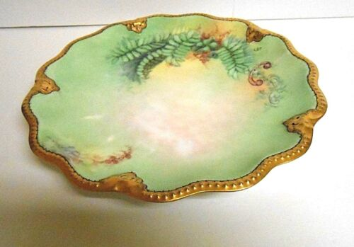 Limoges France Party Dish Porcelain