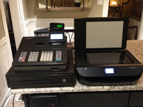 THIS IS A STEAL!  The 1st 110.00 buys Comm. Reg. ER-A247 & HP Printer Envy 4512.