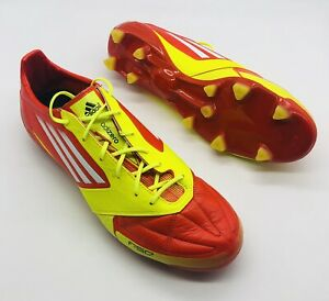 Details about NEW ADIDAS F50 ADIZERO FIRM GROUND FOOTBALL BOOTS UK SIZE 11 US11.5 Not Predator