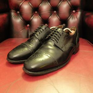 Uk Brogue London Row Taille Savile Webb George Casquette Derby Co 7 Chaussures Oxford 7gBwOqBfn