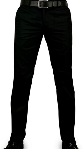 Pantalonii Uomo Merc Trousers Winston Sta Press Whit Side Pocket Black