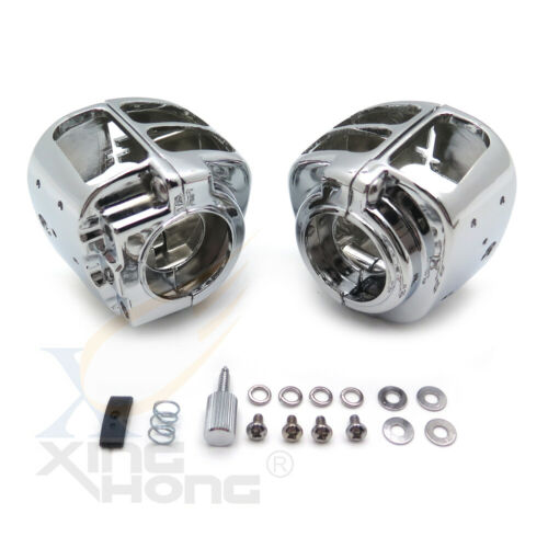 Switch Housing Cover For Harly Sportster Dyna Softail V-Rod Touring 2009 later