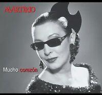 Martirio - Mucho Corazon [new Cd] on Sale