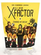 All-New X-Factor - Change of Decay Vol. 2 (2014, Paperback)