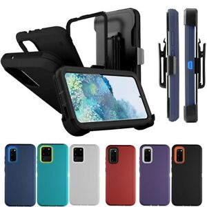 Defense-Case-Cover-For-Samsung-Galaxy-S20-S20-S20-Ultra-w-Kickstand-Belt-Clip