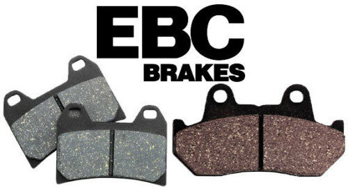 EBC Brakes Motorcycle Brake Pads Part# FA101X FA 101 X