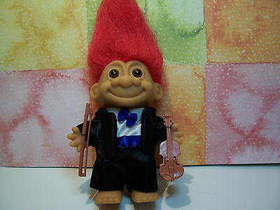 "5/"" Russ Troll Doll NEW IN ORIGINAL WRAPPER HALLOWEEN WITCH"