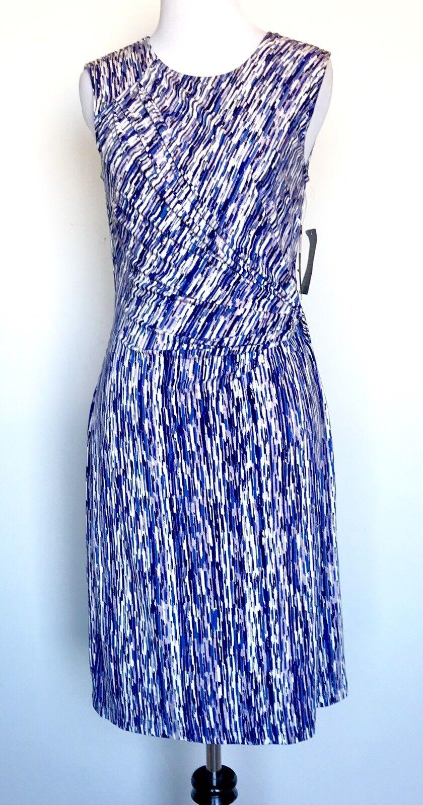 Nic + Zoe Mirage Twist Stretch Dress. NWT Size PP ( XSP)Retail  Price