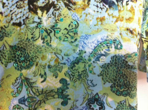 """Womens Animal Printed Top by /""""Artocapea/"""" New without Tag"""