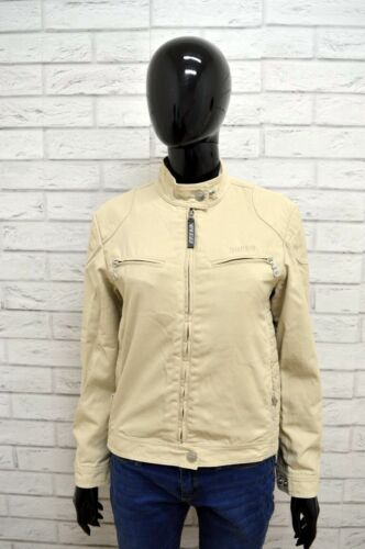 Brema Giacca Donna Beige Giubbotto Giubbino Taglia Jacket 40 Woman RASxqSd