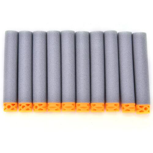 7.2cm Hollow Soft Refill Darts fo N-strike Elite Series Blasters Toy TB