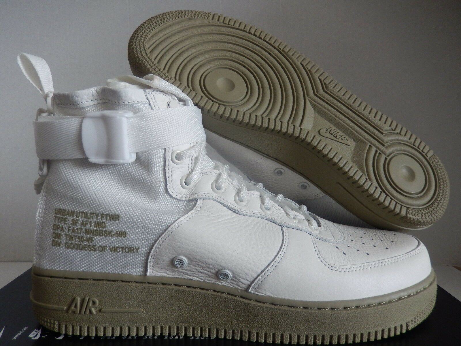 NIKE AIR FORCE 1 SF AF1 gris MID