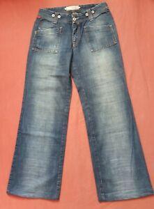 Lee-Cooper-Jeans-Vintage-pour-femme-taille-36