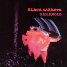 Black Sabbath - Paranoid - CD - War Pigs, Iron Man, Faeries Wear Boots, More...