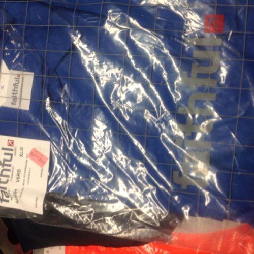 "New Faithfull MEDIUM 42/""Chest ROYAL BLUE Boiler Suit Overall Coverall"