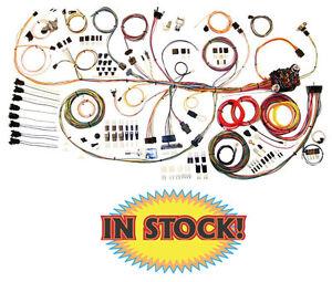 1964 67 pontiac gto lemans & tempest wiring harness american pontiac bonneville radio adapter image is loading 1964 67 pontiac gto lemans amp tempest wiring