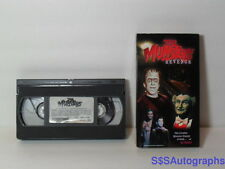 1981 The MUNSTERS REVENGE in Color 1996 VHS Comedy Horror Mockingbird Lane Lily