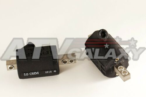 Dynatek Ignition Coils//Coil Kit 5.0 ohms DC10-1 Dyna CDI Harley Davidson Dynatec